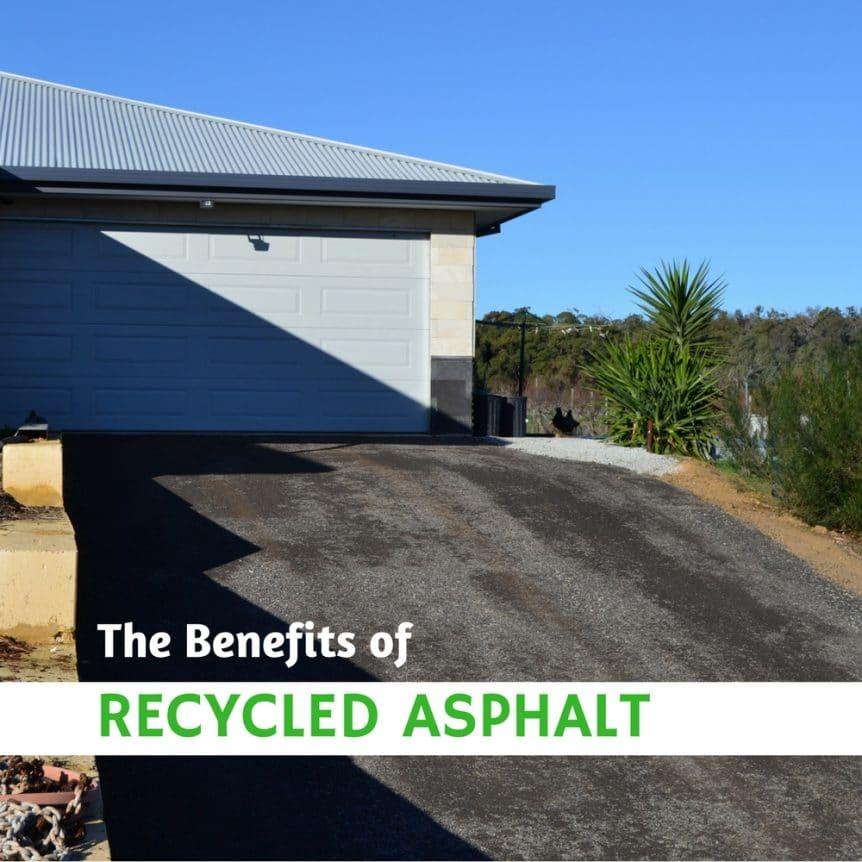 Milled Recycled Asphalt